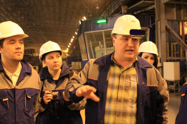 «Ростовский электрометаллургический завод» находит новых заказчиков в России и Европе.