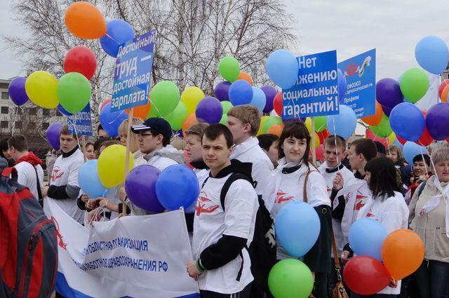 Митинг в защиту социально-трудовых прав и экономических интересов трудящихся пройдёт в Омске.