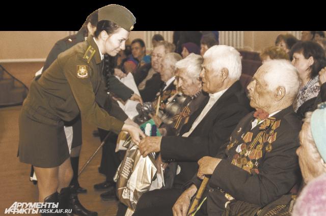 Успеть поклониться ветеранам и сказать спасибо.