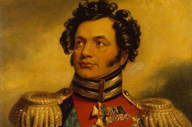 Портрет Уварова работы Дж. Доу висит в военной галереи Зимнего Дворца.
