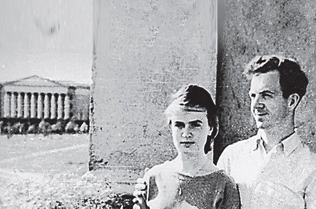 Убийца Кеннеди, проживая в СССР, успел жениться, а потом и влюбиться в собственную жену. Фото из Национального архива США.