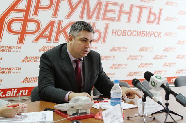 Заместитель Министра здравоохранения Новосибирской области ответил на вопросы.