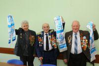 Ветераны «Динамо».