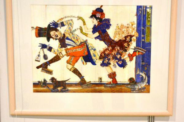 Увидеть шедевры признанного во всем мире автора пришли более 19500 ростовчан и жителей области, что на 80% превышает посещаемость выставки «Арт-Ростов» 2015 года.