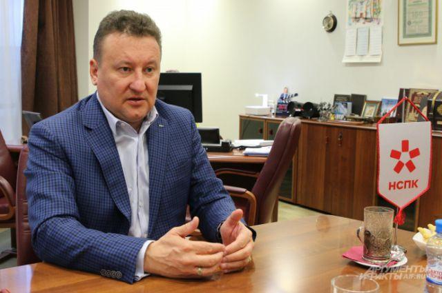Сергей Радченков.