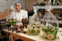 Матушка Ольга знает о шоколаде всё.