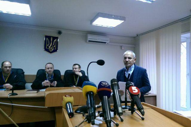 Решение озапрете Шустеру работать вУкраинском государстве остановлено
