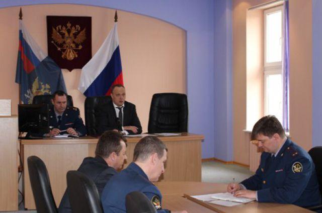 Начальником УФСИН Калининградской области назначен Леонид Мустайкин.