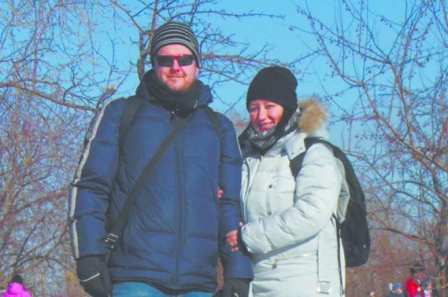 Четыре года назад англичанин женился на сибирячке.