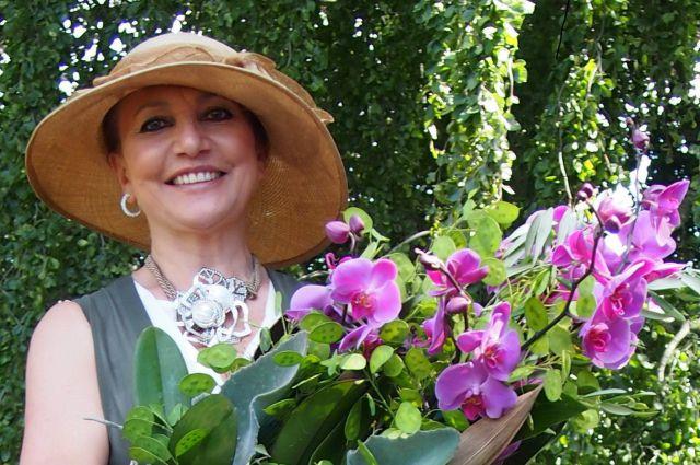 Таня Карацуба Сеид-Бурхан. Фото