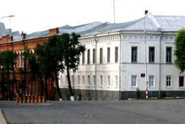Ульяновский госпиталь ветеранов войны.