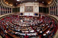 Депутаты Национального собрания Франции.
