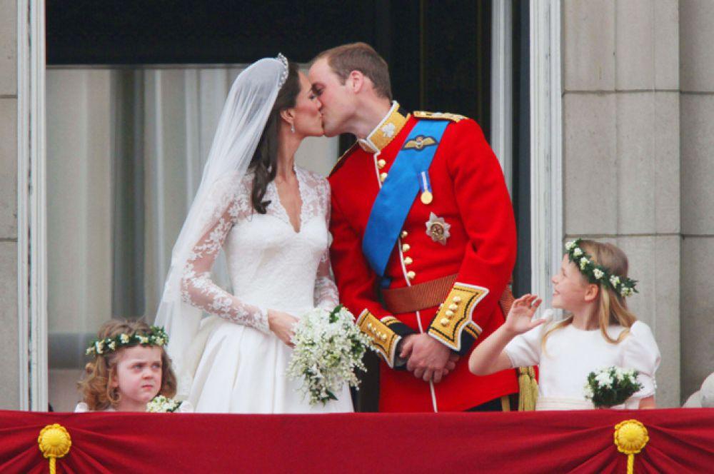 29 апреля 2011 года. Бракосочетание Кейт Миддлтон и принца Уильяма.