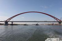 Все мосты можно проехать во время прогулки.