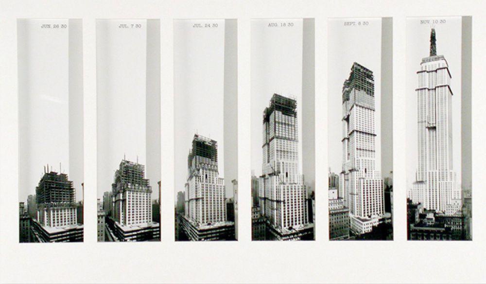 На строительство ушло всего 410 дней. За неделю строились примерно четыре с половиной этажа, а в наиболее интенсивный период за 10 дней были возведены 14 этажей.