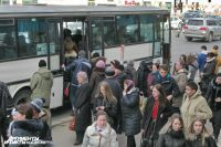 На Пасху в Калининграде изменят режим работы общественного транспорта.