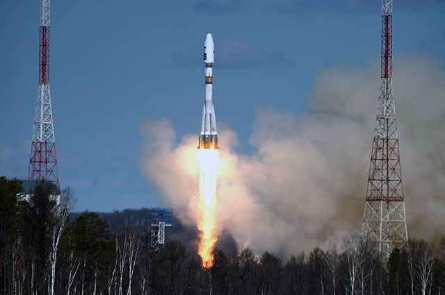 Спутник, запущенный наорбиту скосмодрома Восточный, потерялся