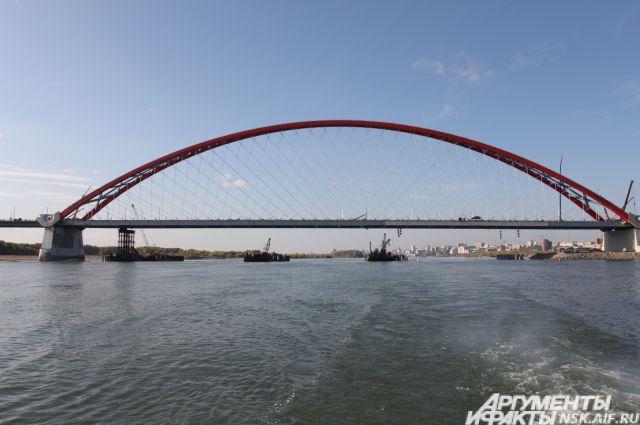 Навигация в Новосибирске открыта.