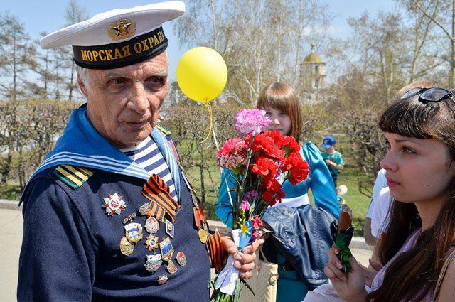 В Иркутской области чуть больше тысячи фронтовиков. В первую очередь, 9 Мая – это их день.