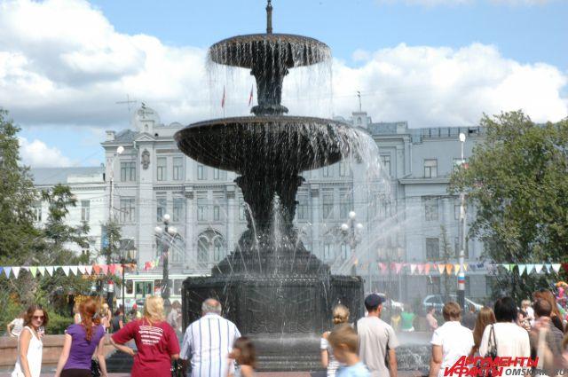В городе заработают сразу четыре водных комплекса.