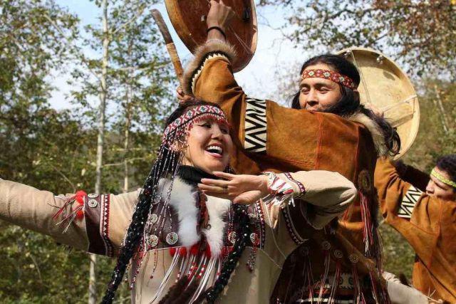 Секс народов севера фото видео