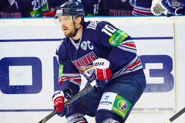 Одним из нападающих национальной сборной ожидаемо стал Сергей Мозякин.