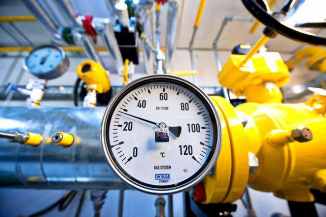 Украина увеличила запасы газа в ПХГ на 3,4% до 8,7 млрд куб. м с момента начала его закачки