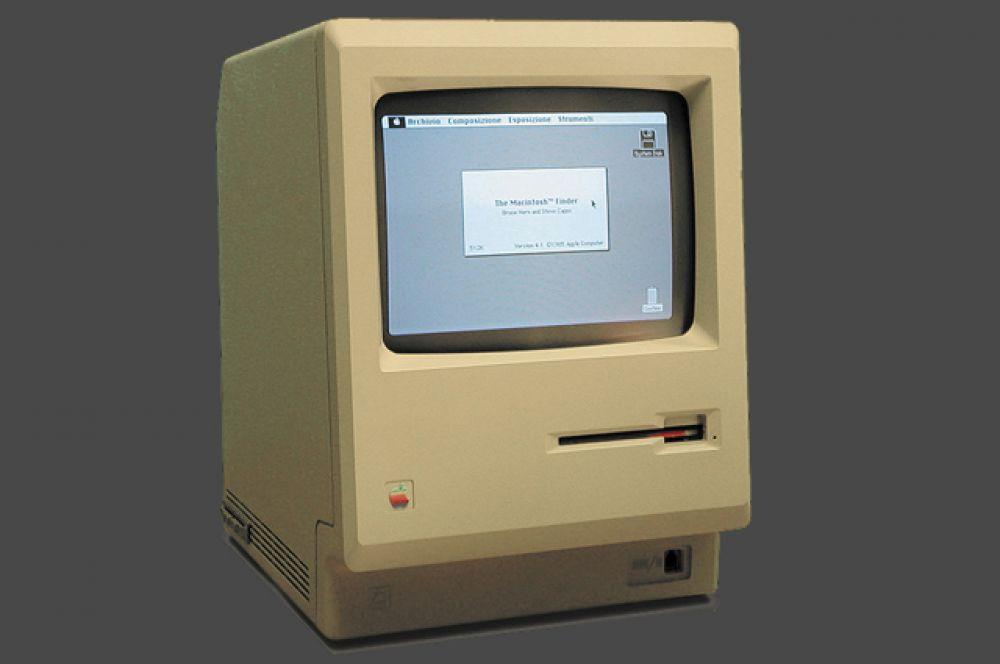 3-е место. Персональный компьютер Apple Macintosh