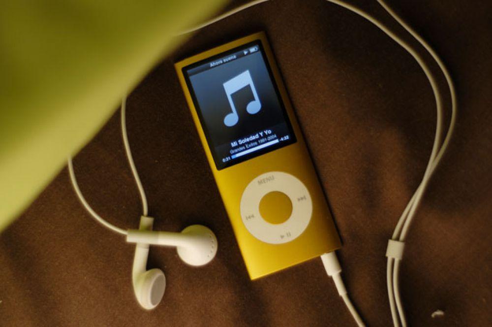 9-е место. Apple iPod