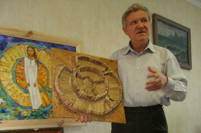 Геннадий Зданович говорит, что Аркаим пока привлекает больше ино- странных учёных, чем туристов из-за рубежа.