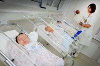 В Ярославской области самые крупные младенцы в ЦФО появляются на свет второй год подряд.