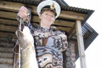 Ольга Постникова:  «Моё хобби - рыбалка»