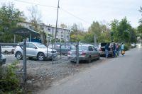 В Октябрьском округе фиксируют около 30 нарушений за день.