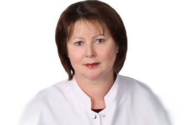 Ольга Суховская.