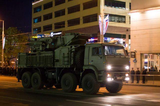 В параде Победы в Калининграде примет участие новая техника Балтфлота.
