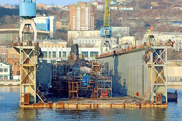 подводная челн варшавянка комсомольск-на-амуре