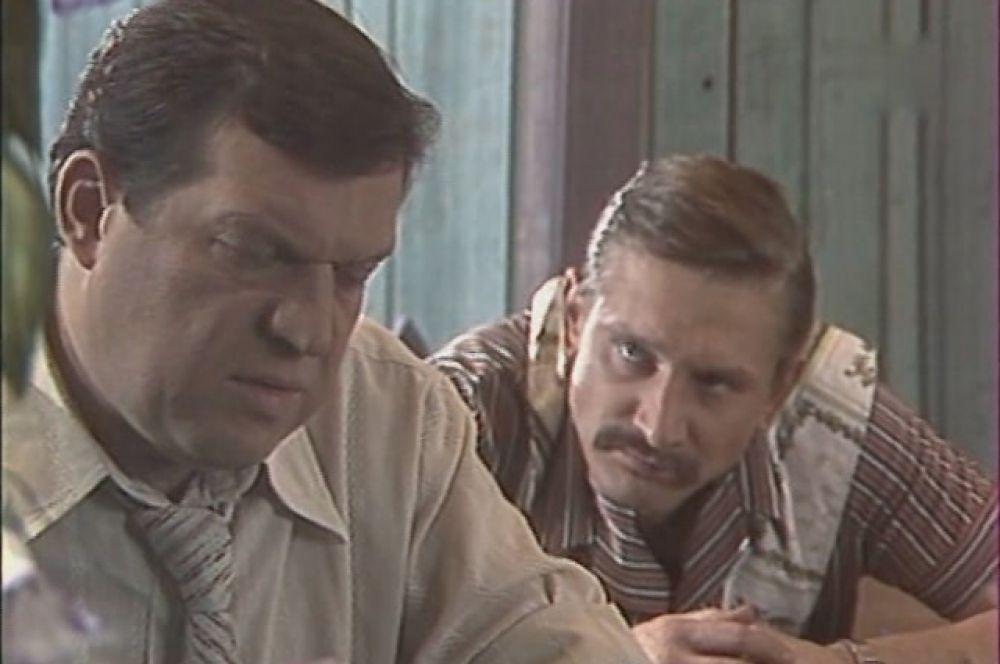 Феликс Антипов в фильме «Дождь будет». 1986год.