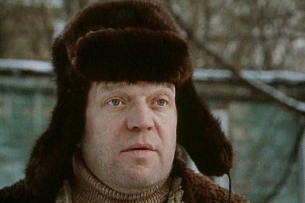Феликс Антипов в фильме «Петля». 1983год.