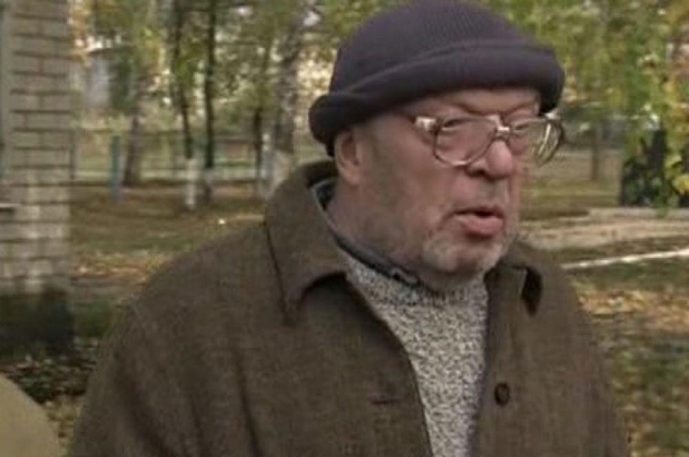 Феликс Антипов в сериале «Дельта» (2012-2013).