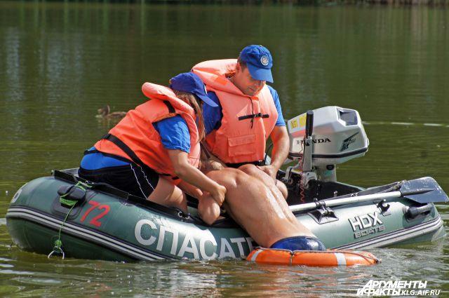 Набор матросов-спасателей продолжается и будет завершен 20 мая.