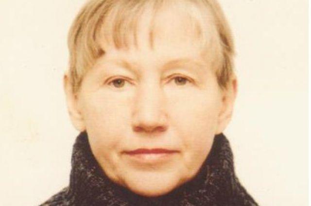 Полиция Черняховского района разыскивает пропавшую 62-летнюю Светлану Карпенко.