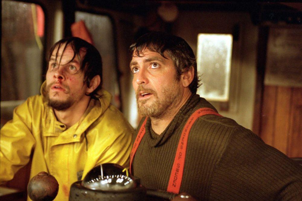 «Идеальный шторм» (2000) — капитан Билли Тайн