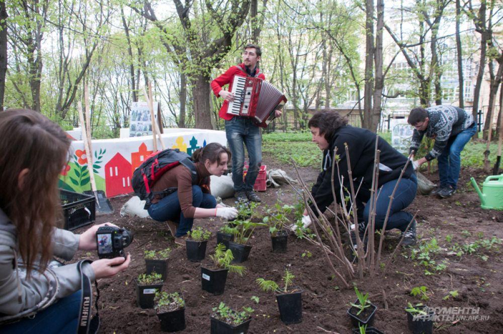 К акции также присоединились сотрудники Нижегородского ЦСМ.