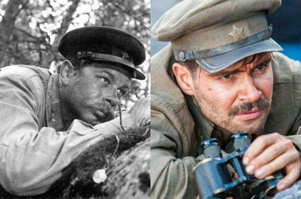 Старшина Васков — Андрей Мартынов (1972) и Петр Фёдоров (2015)