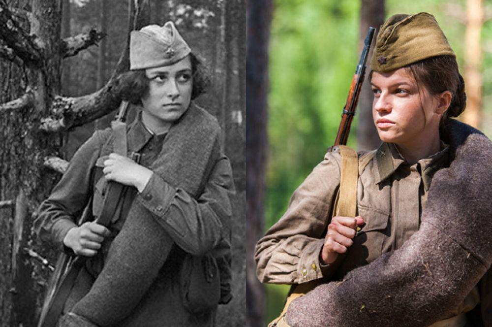 Соня Гурвич — Ирина Долганова (1972) и Агния Кузнецова (2015)