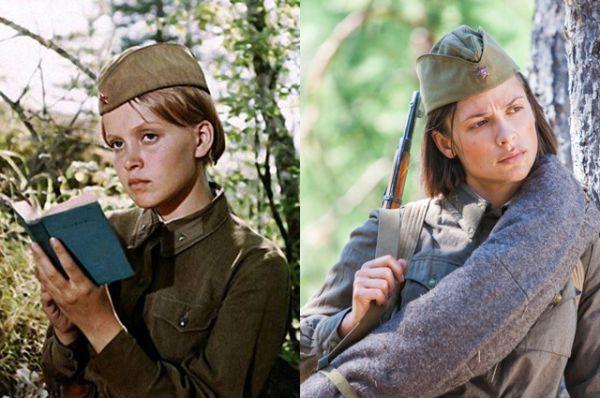 Рита Осянина — Ирина Шевчук (1972) и Анастасия Микульчина (2015)