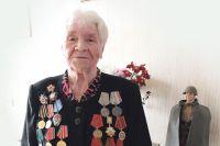 София Серова прошла войну от Москвы до Кёнигсберга.