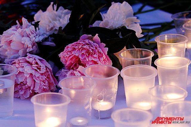 В память о погибших солдатах зажгут свечи