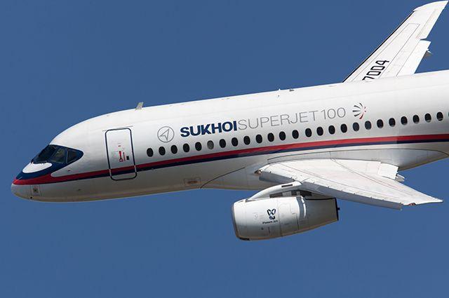 Спорный самолет. 4 года назад Суперджет врезался в гору на демополете