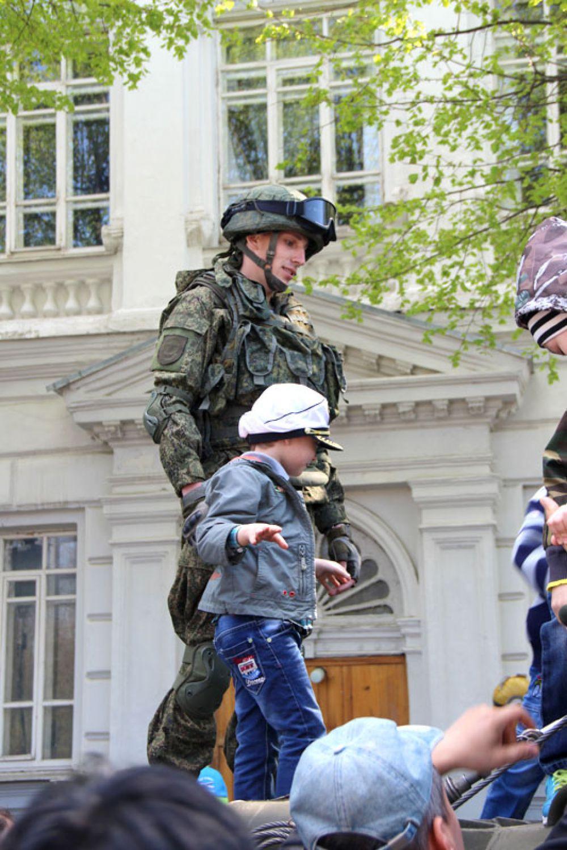 Вежливые люди есть и в Ульяновске.